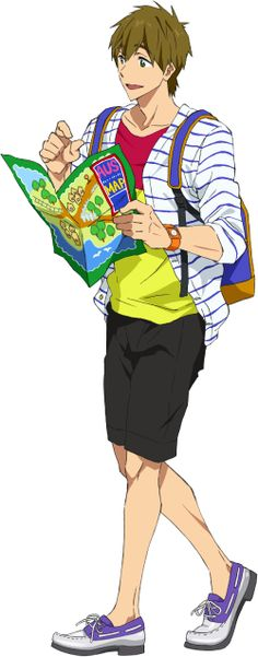 Free! Eternal Summer Makoto Tachibana<--- I want to see this on a date.... *sigh*...