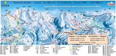 Free Hiking Map in Leysin. Check it out !!!