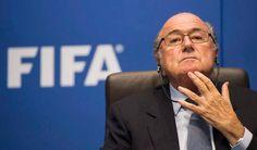 """#FIFAgate La hija de Blatter: """"Sé que mi padre quiere renunciar; lo hará"""" http://meri.tv/1OR22xe"""