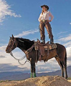 "Képtalálat a következőre: ""wylene wilson cowgirl"" Cowgirl And Horse, Horse Love, Horse Riding, Cow Girl, Horse Girl, Western Girl, Western Riding, Estilo Cowgirl, Especie Animal"