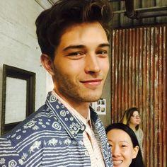 ragdan2: Francisco Lachowski via instagram: rosokusanya Ros Okusanya Casting @rosokusanya