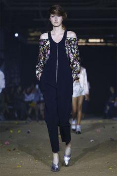 3.1 Phillip Lim Spring/Summer 2017 Ready To Wear Fashion show | Zhiboxs - Editorial, Fashion Show, Models.