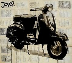 View LOUI JOVER's Artwork on Saatchi Art. Find art for sale at great prices from artists including Paintings, Photography, Sculpture, and Prints by Top Emerging Artists like LOUI JOVER. Painting Edges, Stretched Canvas Prints, Silhouette, Sculpture, Saatchi Art, Art Drawings, Street Art, Art Prints, Vintage