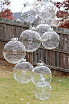 Use for hanging bubbles decorations!