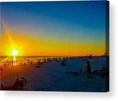 One more view of that amazing Siesta Key Sunset. I love the way the sun rays showed up in this one, as well as the brilliant reflection on the water. Siesta Key Beach really is paradise on Earth! See more coastal and tropical photographs and photo-art at www.susan-molnar.pixels.com.