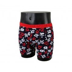Boxershorts fra Apollo i 95% bomuld og 5% elastan, kanon pasform og er yderst populær blandt unge! Kan KUN fås hos www.billigeboxers.dk