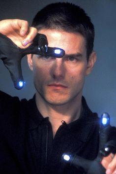 """Tom Cruise in """"Minority Report"""" (2002). DIRECTOR: Steven Spielberg."""
