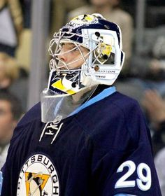 Marc-Andre Fleury - Pittsburgh Penguins