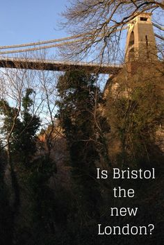 Is Bristol, in the South West of the UK, the new London? Check out my Huffington Post piece to see if you think it is.