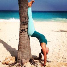 Blueberry&Pink: Rachel Brathen - die angesagteste Yogalehrerin weltweit