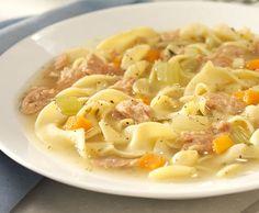 Tuna Noodle Soup a la StarKist