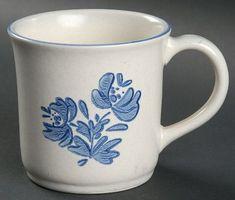 Mug in the Yorktowne (usa) pattern by Pfaltzgraff