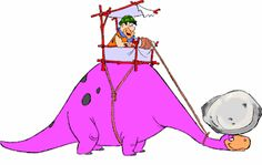 dino from the flintstones | even after the truth about the apato was out the bronto wouldn t have ...