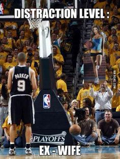 If I was Eva Longoria's husband, I wouldn't do what Tony Parker did and cheat on her.