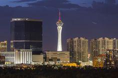 Sehenswürdigkeiten in Las Vegas Stratospheretower