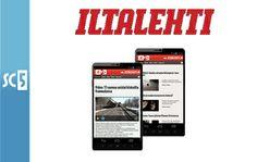 Iltalehti taitaa muuten edelleen olla verkossa uutissivustojen kingi! #mobiilikehitys #html5