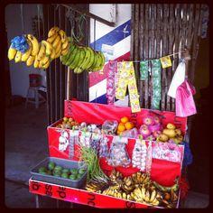 Market in Cebu, Philippines.