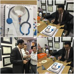 #Celebration Thank you to all & my office staff and team for such a wonderful birthday cake and all the best wishes. It was so thoughtful of all of you. Thanks again!!