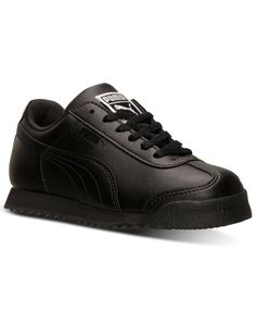 8c7b54fed20 Puma Boys  Roma Basic Casual Sneakers from Finish Line Kids - Finish Line Athletic  Shoes - Macy s