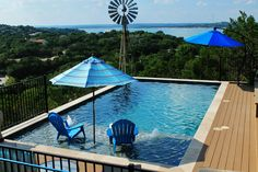 Looking for an effective #workout? #Swimming & #water aerobics are great options. #ContactUs to get a #SwimmingPool in your #backyard today!