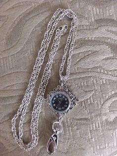 Workmanship Nwt Lucky Brand Silvertone Toggle Clasp Charm Necklace And Earring Set Exquisite In