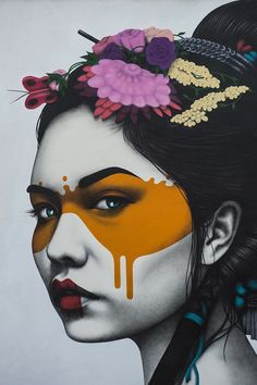 New_Gorgeous_Murals_by_Street_Artist_Fin_Dac_in_Melbourne_Adelaide_Australia_2016_02