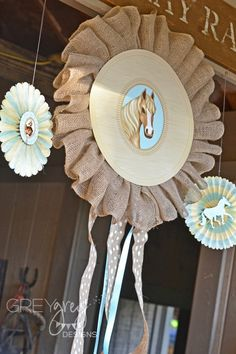 GreyGrey Designs: {My Parties} Pony Party with Birthday Express