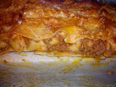 Cookbook Recipes, Cooking Recipes, Lasagna, Food And Drink, Ethnic Recipes, Diy, Bricolage, Chef Recipes, Do It Yourself