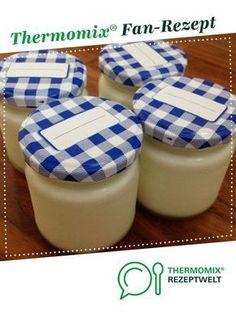 selbstgemachter Joghurt, cremig von salami4. Ein Thermomix ® Rezept aus der Kategorie Desserts auf www.rezeptwelt.de, der Thermomix ® Community.