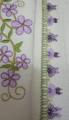 This Pin was discovered by Fik Cutwork Embroidery, Embroidery Designs, Lace Painting, Crochet Kitchen, Needle Lace, Outfits With Hats, Cross Stitch Charts, Tea Towels, Tatting