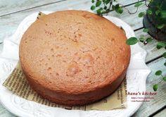 日式基礎巧克力海綿蛋糕食譜、作法 | hanaskitchen的多多開伙食譜分享