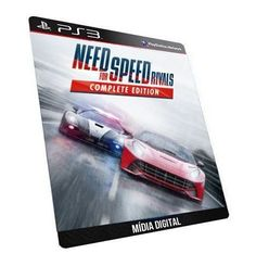 Jogo Need For Speed Rivals Complete Edition Ps3 - Mídia Digital PSN