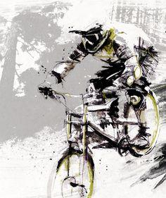 EA Sport Game Studio by Florian NICOLLE, via Behance