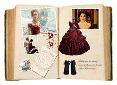 """Anna Karenina"" by eva-van-aardbei ❤ liked on Polyvore featuring art and polyvoreeditorial"