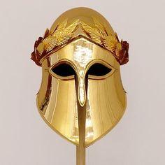 Lena Sekine: Athena's helmet  |Athenas Greek Helmet