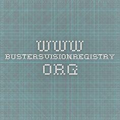 www.bustersvisionregistry.org