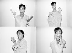 Matthew Gray Gubler as Chicken Dinosaur Man