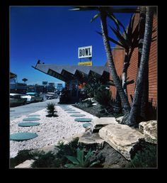 Bowlarama! An Exhibit About Midcentury California Bowling Architecture
