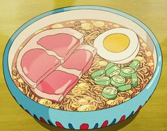 Aesthetic Ghibli Food 29