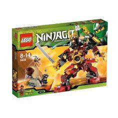lego ninjago playthme 9448 jeu de construction le robot samurai amazon
