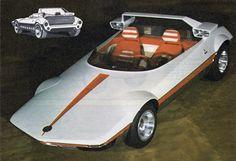 1969 Autobianchi A112 Runabout by Bertone