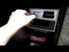 How To Get Free Food, Drinks, and Money Out Of A Vending Machine Magic Dollar - YouTube