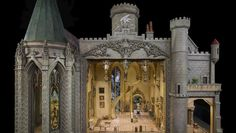 Colleen Moore's timeless Fairy Castle - Chicago's Museum of Science and Industry