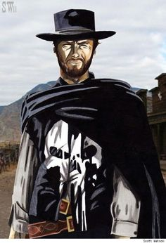 El Punisher or Punisher Zorro???