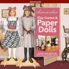 american girl printables | ... Rooms and ACT Out Scenes from Samantha's Stories (American Girl