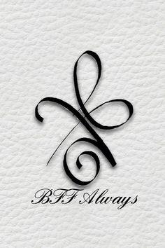 54 Ideas For Tattoo Matching Bestfriends Friendship Love Soul Sister Tattoos, Friend Tattoos Small, Bestie Tattoo, Best Friend Tattoos, Hp Tattoo, Tattoo Small, Tattoo Flash, Tattoo Quotes, Best Friend Symbols