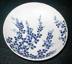 This is Japanese Nabeshima plate from late 18thcentury - early 19 th century. This plate has nice deep cobalt blue with creamy white color body. condition,there is one professional repair but very stable condition now color became gray.