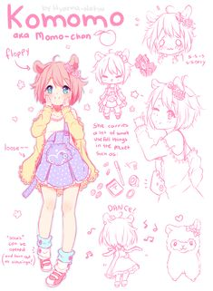 Edit: Added small chibi to show how is the coat with the hands down and shirt ^^ Speedpaint available, click here to watch! Yaaayy~~ new original character! *U* She's kemonomimi versio...