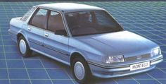 Austin Montego - Car Photo Gallery