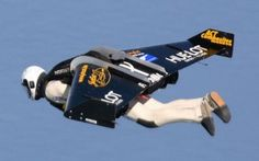 Yves Rossy, The First Jet-Powered Man